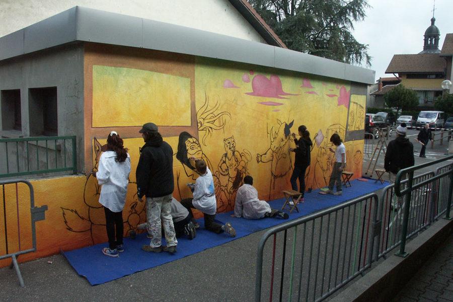 Galerie Cité des Animaux