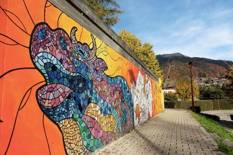 Art Vache rencontre Art Catalan