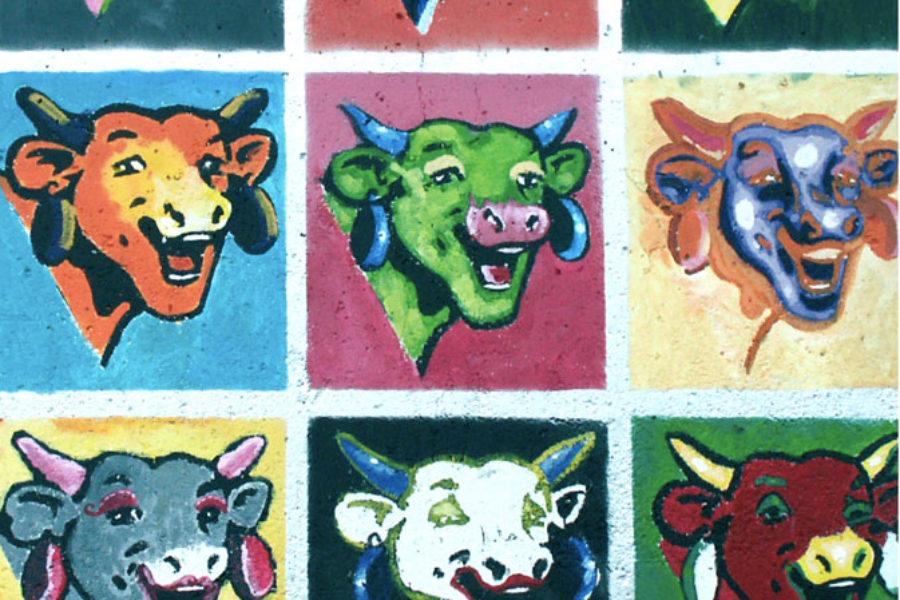 Histoire de l'Art Vache