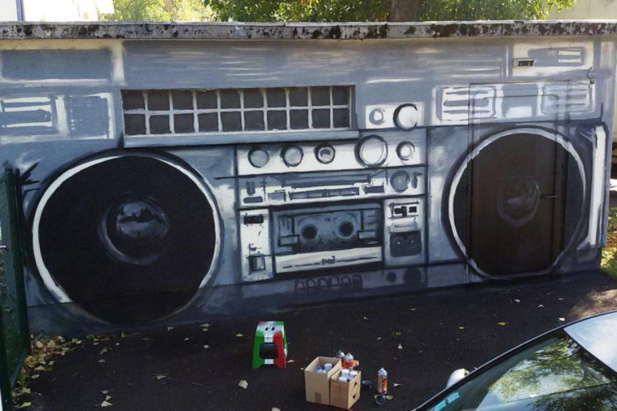 Old Skool Hip Hop