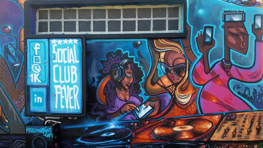 SOCIAL CLUb FEVER